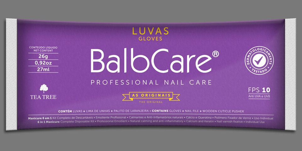 BalbCare Gloves